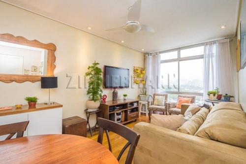 Imagem 1 de 15 de Apartamento - Jardim Paulistano - Ref: 111618 - V-111618