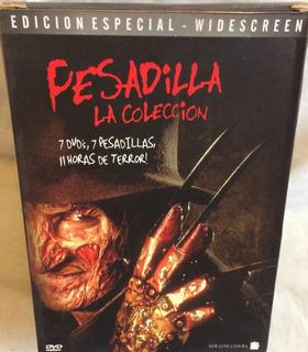 Pesadilla,la Coleccion -dvd Originales