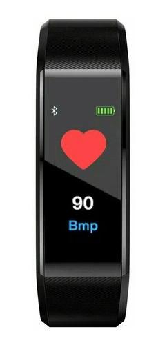 Smartband 115 Plus Podometro Medidor De Ritmo Cardíaco