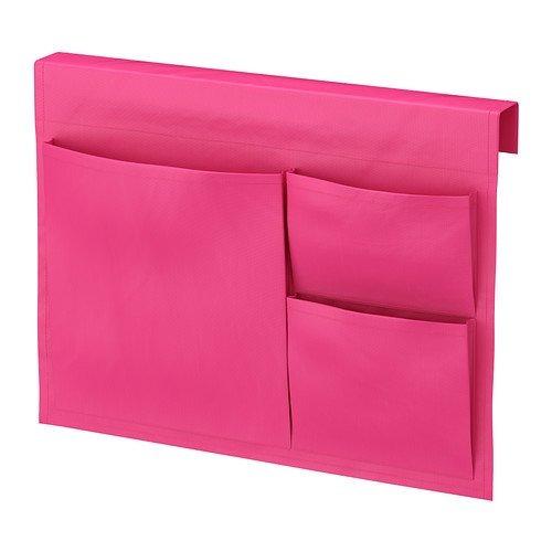Stickat Bed Pocket Pink