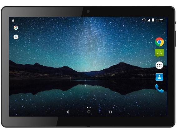 Tablet Multilaser M10 Lite Tela 10 3g Quad Core Nb267 Preto