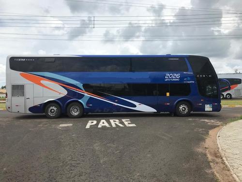 Ônibus Marcopolo Paradiso 1800 Dd Leito Turismo Seminovo G6