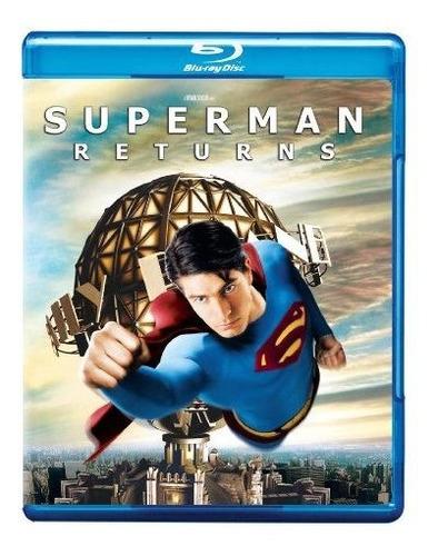 Devoluciones De Superman (bd) [blu-ray]