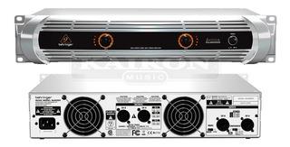 Potencia Digital Behringer Inuke Nu6000 Oferta Ultima Unidad