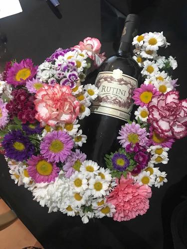 Flores E Vinhos