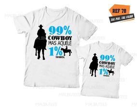 9ab20386d Camisetas Cowboy Brutos Sertanejos - Camisetas para Masculino no ...