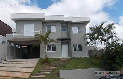 Casa De 03 Dormitórios E 01 Suíte - Terras De São Fernando, Cotia - Ca0272. - Ca0272