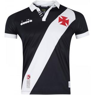 Camisa Vasco Preta Original - 2019/20 - Frete Grátis - - Envio Imediato - Pronta Entrega - Super Promoção