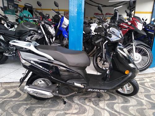 Suzuki Burgman I 125 2013 Moto Slink
