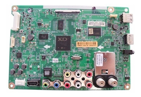 Placa Principal Lg 42la6130 47la6130 55la6130 Original Nova
