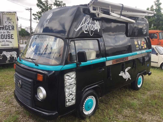 Vw Kombi Food Truck Ano 2007