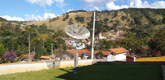 Casa - Térreo, Para Venda Em Paraisópolis/mg - Imob6734