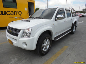 Chevrolet Luv D-max Ls Mt 3000cc 4x4 Doble Cabina