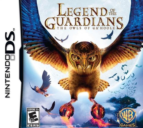 Legend Of The Guardians - Jogo Nintendo Ds Original - (novo)