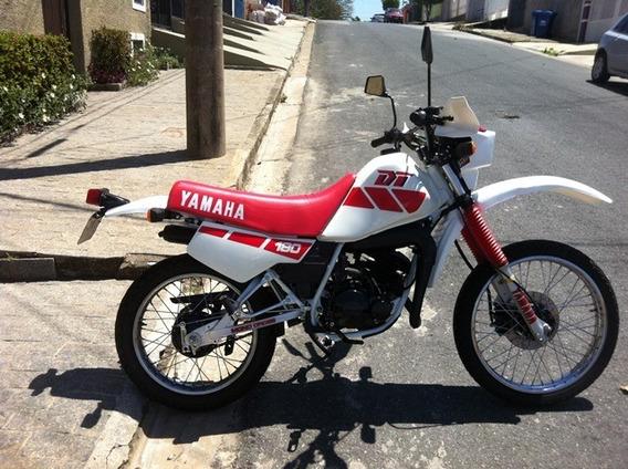 Yamaha Dt 180-z Trail (segundo Dono, Com Manual E Chave Res)