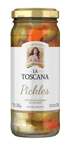 Pickles Mixtos En Vinagre La Toscana