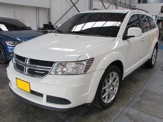 Dodge Journey Se Crew Tp 2400cc