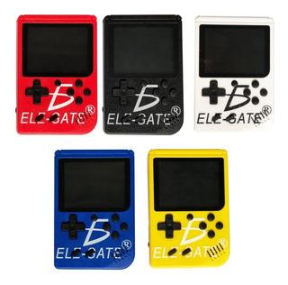 Mini Consola Portatil Videojuego Retro 8 Bit 400 Juegos Box