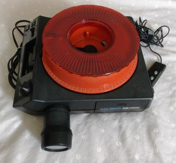 Proyector Kodak Y Convertidor Jcpenney De Diapositivas-combo