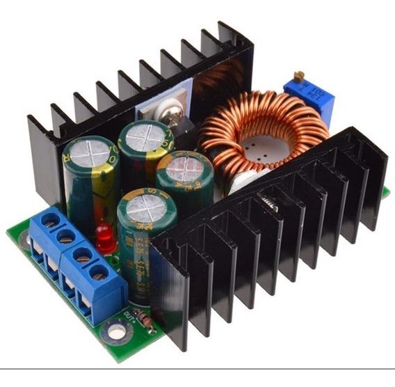 Regulador De Tensão Step Down Dc9a 300w(1.2v-35vcc)(cod.151)