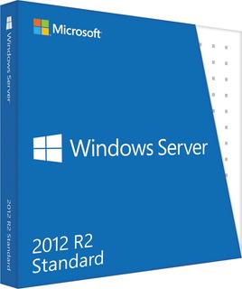 Windows Server 2012 R2 Std Licencia+10 Cal Escritorio Remoto