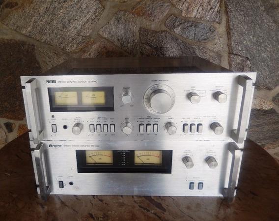 Amplificador Polivox - (pm 5000)