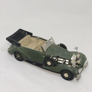 Miniatura Mercedes Bens W18 Do Exército Alemão