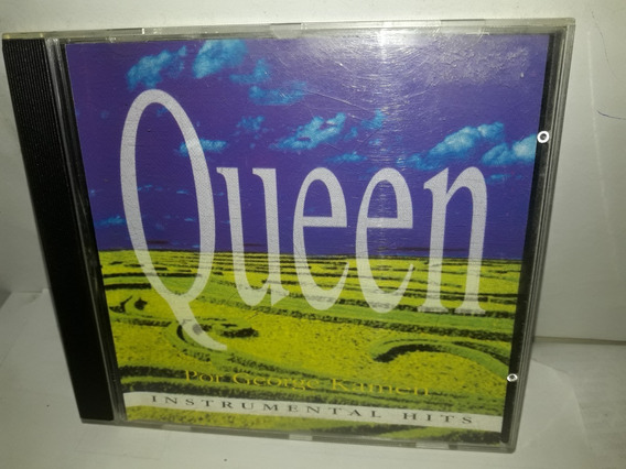 Cd George Kamen Queen Instrumental Ne