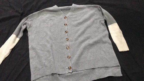 Saco Abrigo Buzo Sweater Talle M