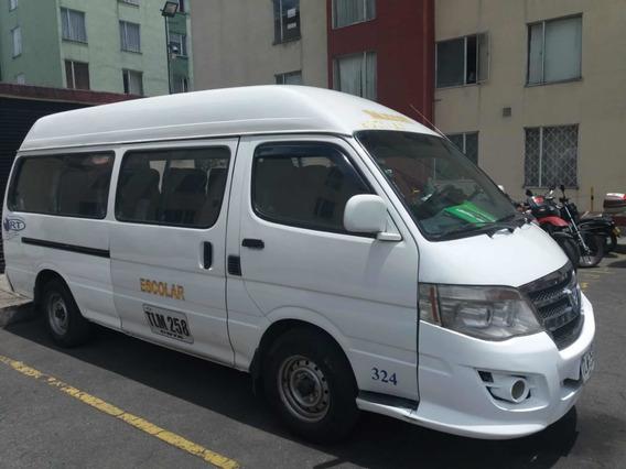 Foton Mini Van 2013