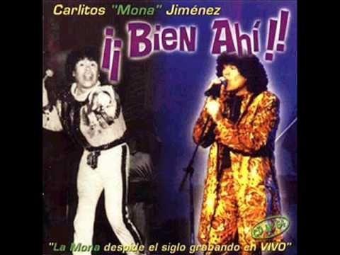 Cd Carlitos Mona Jimenez - Bien Ahi - Usado Promo - Cd101