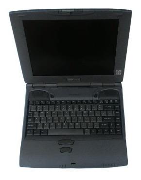 Notebook Antigo Toshiba Cds 2510 Não Funciona No Estado