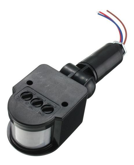 12m Pir Sensor De Movimento Infravermelho Detector De Parede