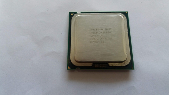 Processador Core 2 Duo E8400 3.00ghz 6m Cache 1333