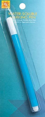 Imagen 1 de 1 de Soluble En Agua Pluma De Marca, Azul