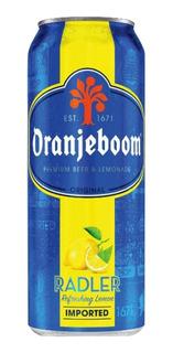 Caja X12 Cerveza Lata Oranjeboom Radler 500 Ml - 12 Canillas
