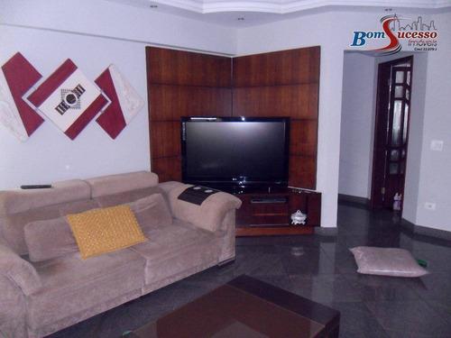 Imagem 1 de 16 de Apartamento Com 3 Dormitórios À Venda, 130 M² Por R$ 1.150.000,00 - Vila Invernada - São Paulo/sp - Ap1748