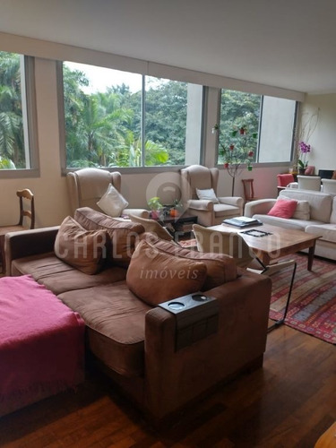 Imagem 1 de 15 de Apartamento A Venda No Portal Do Morumbi Uns Dos Condominios Mais Procurados No Morumbi - Cf69717