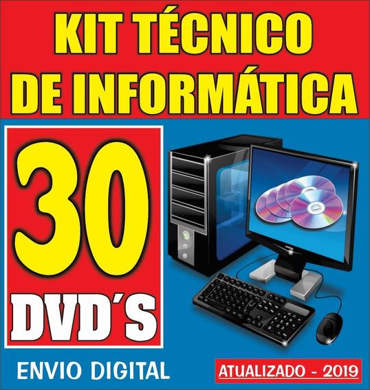 Kit Para Técnicos De Informática 2019 Envio Digital Imediato