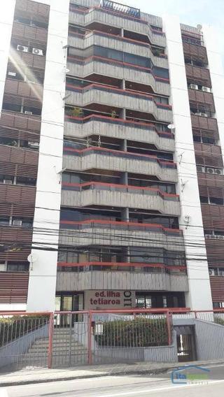 Apartamento Com 3 Dormitórios Para Alugar, 94 M² Por R$ 1.800,00/mês - Pituba - Salvador/ba - Ap1386