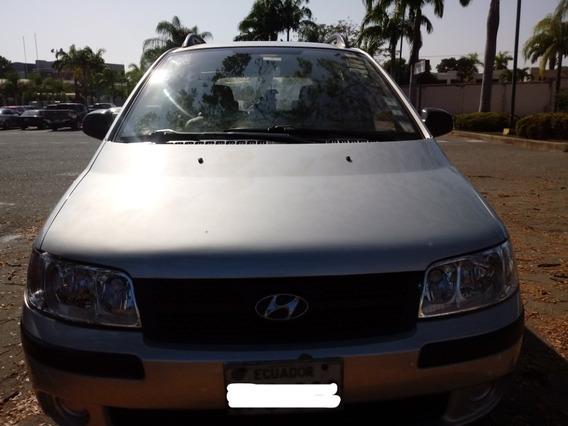 Hyundai Matrix 1.6, 4 Puertas