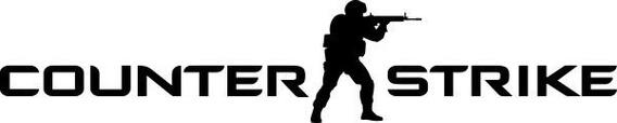 Adesivo Gamer Counter Strike Csgo - Várias Cores