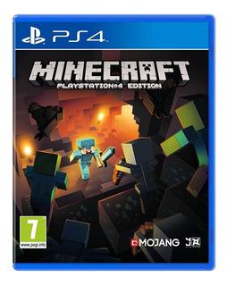 Minecraft Ps4 Juego Cd Original Fisico Sellado