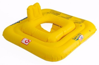Baby Boat Bestway Bote De Bebe Con Contencion Salvavidas
