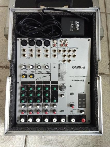 Mesa Yamaha Usb MixingStudio Mw 8 Cx