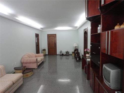 Apartamento Com 3 Dormitórios À Venda, 140 M² Por R$ 850.000,00 - Pompéia - Santos/sp - Ap0270