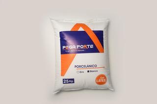 Pegante Pegaforte Porcelanico Blanco X25kg