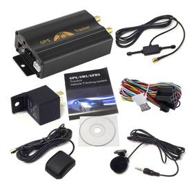 Rastreador Tracker Moto Carro Caminhão Online Gps Tk103b