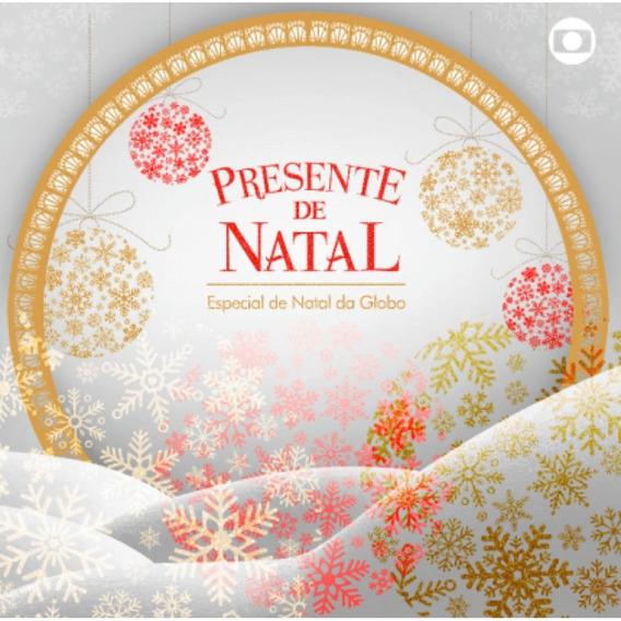 Presente De Natal Especial De Natal Da Globo - Cd Mpb