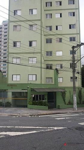 Apartamento Com 1 Dormitório, 60 M² - Venda Por R$ 220.000,00 Ou Aluguel Por R$ 1.100,00/mês - Nova Petrópolis - São Bernardo Do Campo/sp - Ap1949